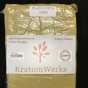 Premium plantation Green Kratom kilo